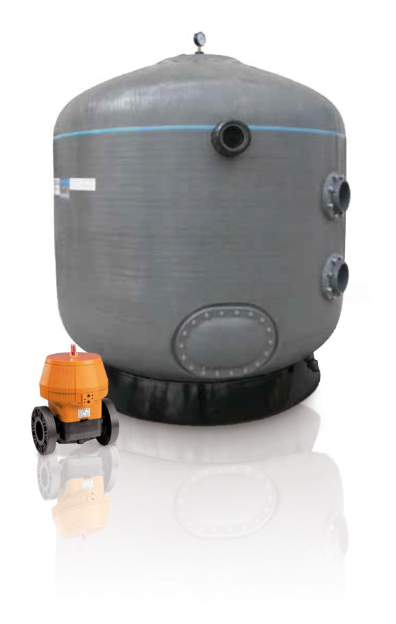 Photo EP4 - Système de filtration pour bassin publique